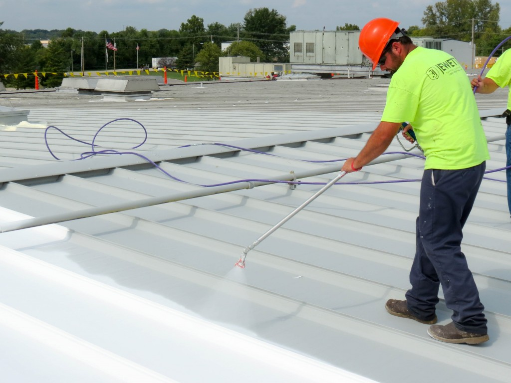 Roof Coatings for Commercial Roofs